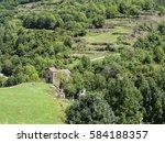 ordesa national park  spain | Shutterstock . vector #584188357