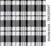 tartan pattern. scottish...   Shutterstock .eps vector #584205547