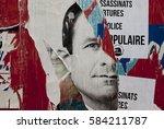 paris  france   feb 20  2017  ...   Shutterstock . vector #584211787