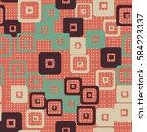 seamless pattern. for children. ...   Shutterstock .eps vector #584223337