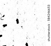 black and white grunge texture | Shutterstock . vector #584246653