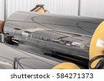 polypropylene and polyethylene... | Shutterstock . vector #584271373