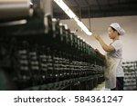 jiujiang china oct9  2013... | Shutterstock . vector #584361247