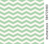 pattern in zig zag. classic... | Shutterstock .eps vector #584725483