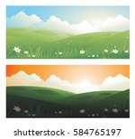 2 Springs Banners Landscape Da...