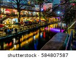 Night Time Scenic View Of The...