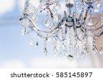 Vintage Chandelier Decoration...