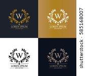 calligraphic design elements...