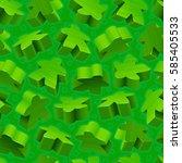 vector board games background...   Shutterstock .eps vector #585405533