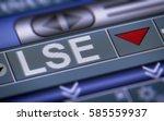 the london stock exchange group ...   Shutterstock . vector #585559937