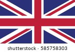 the united kingdom | Shutterstock .eps vector #585758303