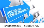 accounting consulting services  ... | Shutterstock . vector #585804737