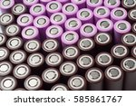 Small photo of Lithium ion 18650 size industrial high current batteries