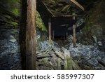 Abandoned Tunnel Behind Niagar...