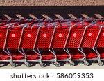 indianapolis   circa february... | Shutterstock . vector #586059353
