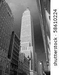 new york   circa july 2009  the ... | Shutterstock . vector #58610224