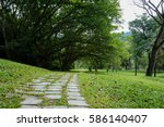 Jogging Track For Exercise At...