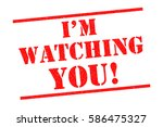 Im Watching You  Red Rubber...
