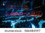 moscow   11 october 2015 ... | Shutterstock . vector #586484597