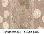 classic wall texture for tiles   Shutterstock . vector #586551803