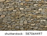 Stone Wall For Background....