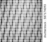 halftone pattern background... | Shutterstock .eps vector #587174093