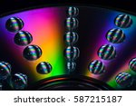 Abstract Music Background ...