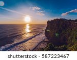 Unexpected Sunset At Uluwatu I...