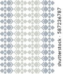 seamless patterns with abstract ...   Shutterstock .eps vector #587236787