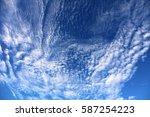 Small photo of Altocumulus cloud