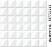 illustration of rectangular... | Shutterstock .eps vector #587731163