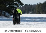 Make Riders Winter Cycling On...