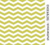 pattern in zig zag. classic... | Shutterstock .eps vector #587893043