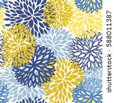 Spring Flower Seamless Pattern...