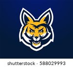 vector illustration  logo ...   Shutterstock .eps vector #588029993