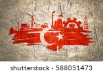 energy and power icons set and...   Shutterstock . vector #588051473