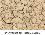 dry ground with very little... | Shutterstock . vector #588236087