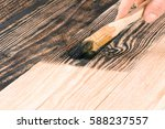 Painting Wooden Board Paint...