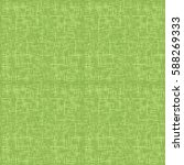 greenery sack fabric textile ... | Shutterstock .eps vector #588269333