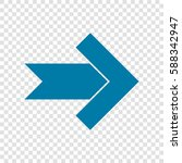 right arrow icon. vector....