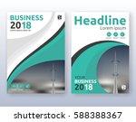 multipurpose corporate business ... | Shutterstock .eps vector #588388367