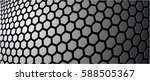 carbon fiber vector background. ... | Shutterstock .eps vector #588505367