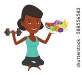 african american sportswoman