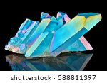 Amazing Colorful Quartz Rainbo...