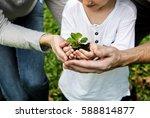 environmental conservation...   Shutterstock . vector #588814877