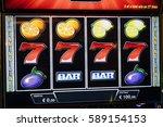 casino tornado  lithuania   24... | Shutterstock . vector #589154153