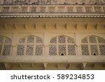 jaipur india nov10 ... | Shutterstock . vector #589234853