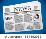 turkey business and economy on... | Shutterstock .eps vector #589302053
