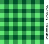 green plaid texture. plaid... | Shutterstock .eps vector #589318937