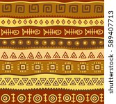 seamless color pattern in...   Shutterstock .eps vector #589407713
